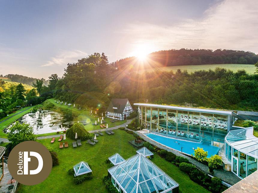 Sauerland - 5*Hotel Deimann - 6 Tage für 2 Personen inkl. Halbpension