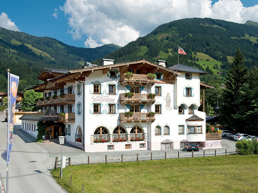 Kitzbüheler Alpen - 3*Hotel Wiesenegg - 15 Tage für Zwei inkl. Halbpension