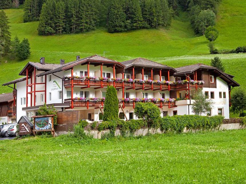 Südtirol - 3*Family Hotel Stegerhaus - 15 Tage für 2 Personen All Inclusive