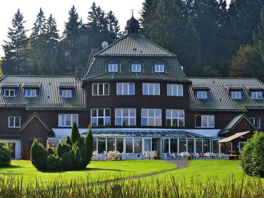 Hotel Harz - 4*Hotel Harzhaus - 6 Tage für 2 Personen inkl. Frühstück