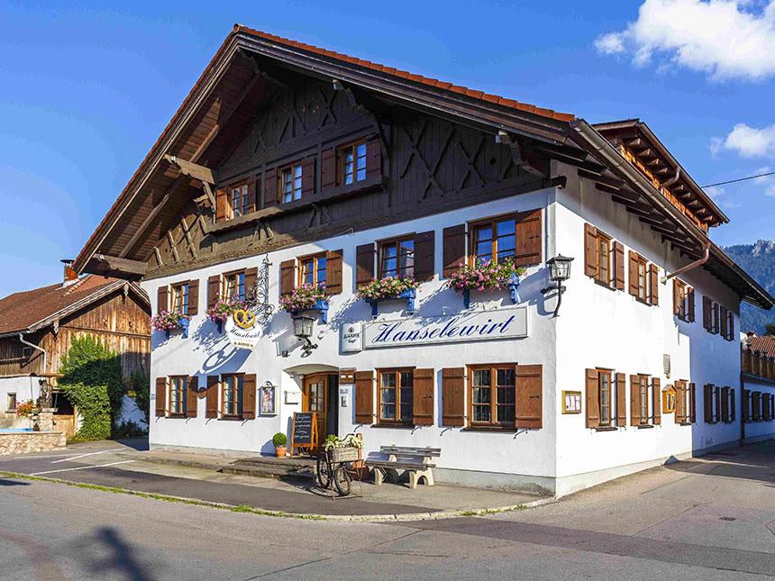 Allgäu - Hotel Hanselewirt - 6 Tage für 2 Personen inkl. Frühstück