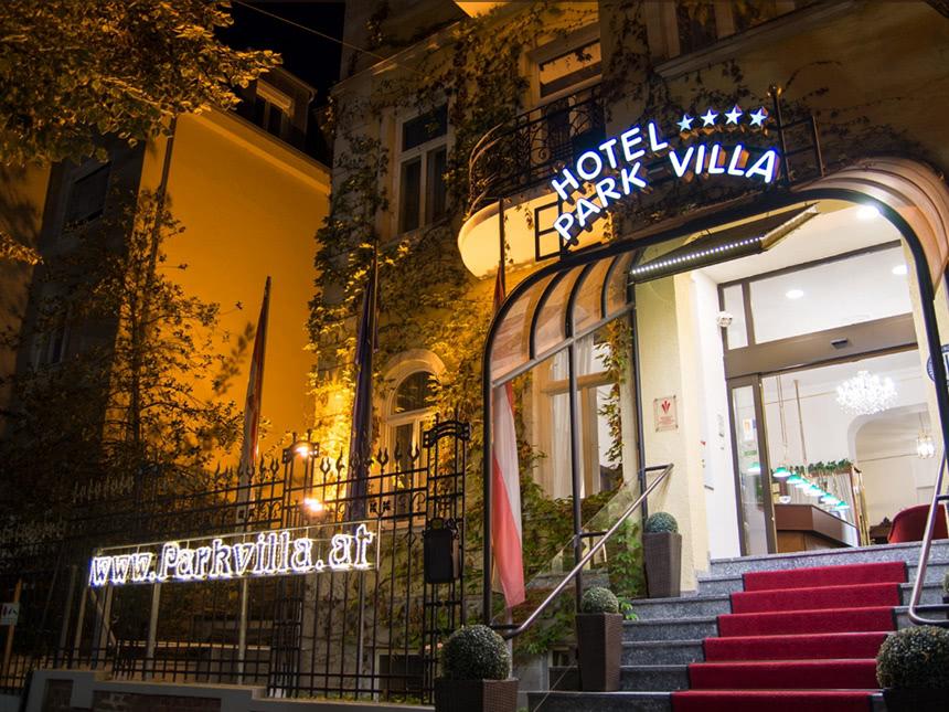 Wien - 4*Hotel Park-Villa - 3 Tage für 2 Personen inkl. Frühstück