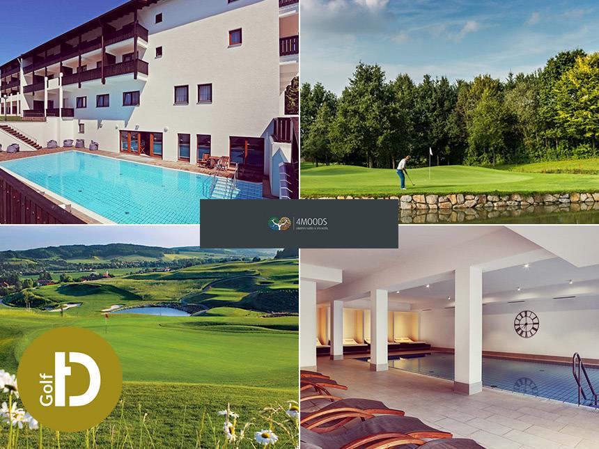 Rottal - 4*4Moods Suites & Spa Hotel - 7 Tage für Zwei inkl. Frühstück