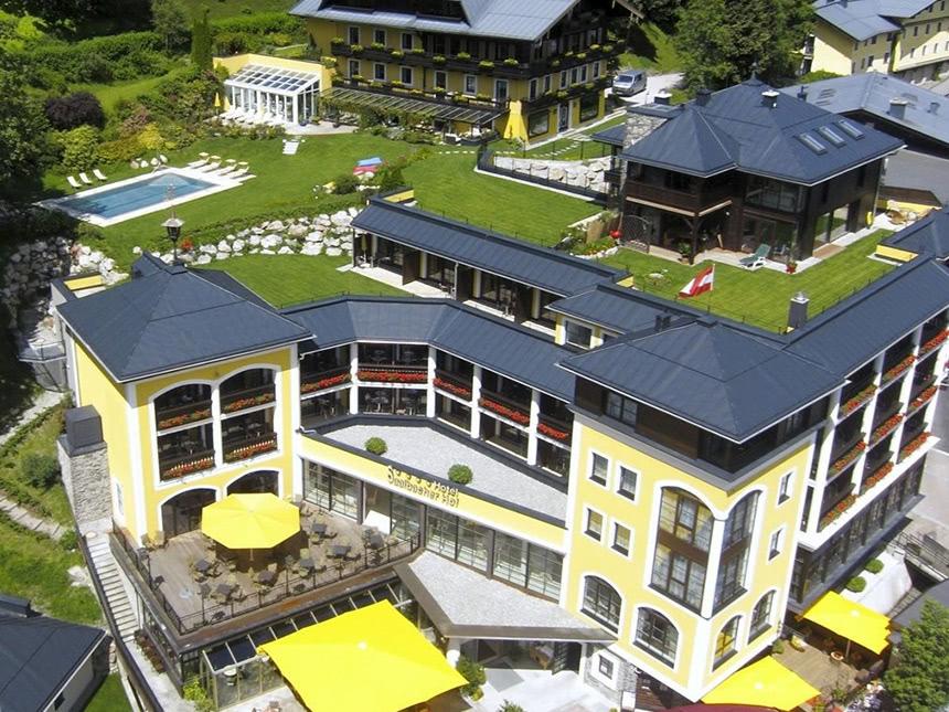 Salzburg - 4*Hotel Saalbacher Hof - 8 Tage für 2 Personen inkl. Halbpension